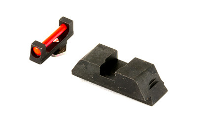 AmeriGlo Sights for Glock High FO Red/Black