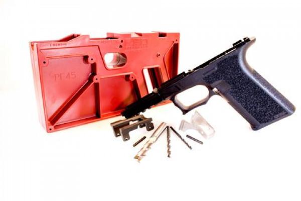 Large 80% Polymer Pistol Frame & Jig Kit - PF45™