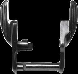 Bullet PRF Ambidextrous Thumb Safety - Black - Wilson