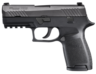 80% Sig Sauer - P320 Full Size Double 9mm Luger 4.7