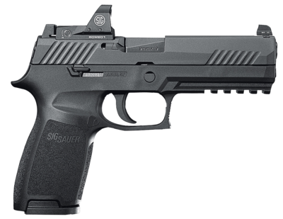 80% Sig Sauer - P320 Full Size RX Double 9mm Luger 4.7
