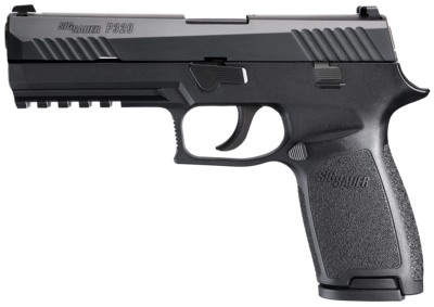 80% Sig Sauer - P320 Full Size Double 40 Smith & Wesson (S&W) 4.7