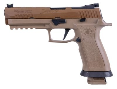80% Sig Sauer - P320 Full Size X-Five 9mm Luger Double 5