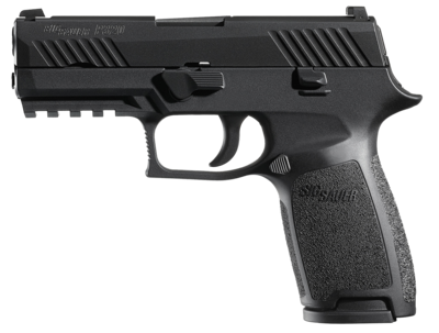 80% Sig Sauer - P320 Carry Double 357 Sig 3.9