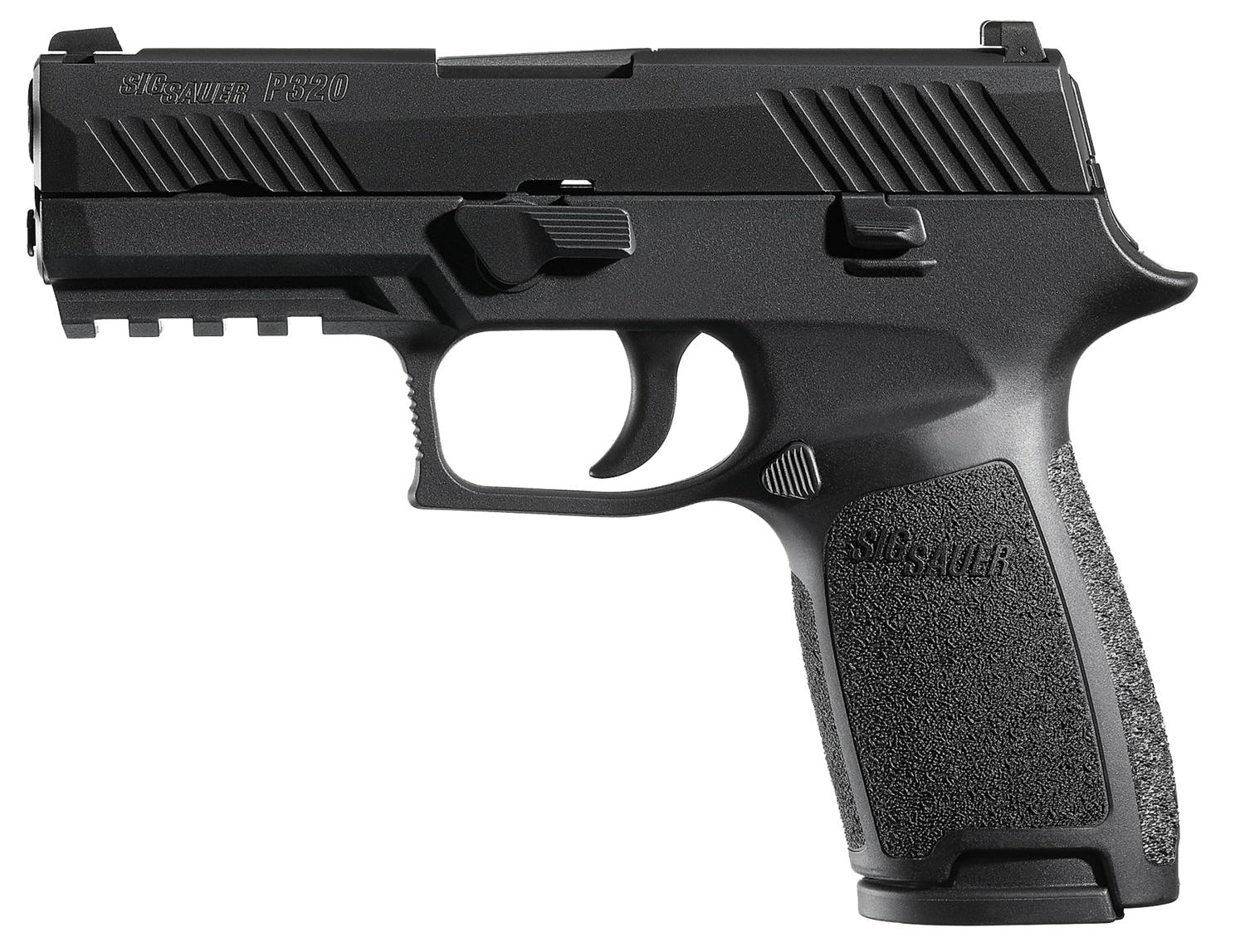 """80% Sig Sauer - P320 Carry 9mm Luger 3.9"""" Builders Kit 17+1 - 2 Mags"""