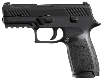 80% Sig Sauer - P320 Carry 9mm Luger 3.9