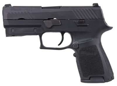80% Sig Sauer - P320 Compact 9mm Luger Double 3.9