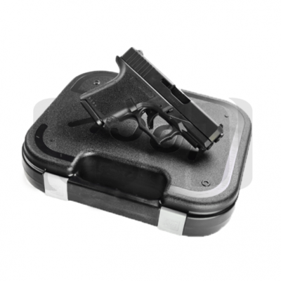 Glock G26 80% Pistol Build Kit - 9mm - Polymer80 PF940SC - Black
