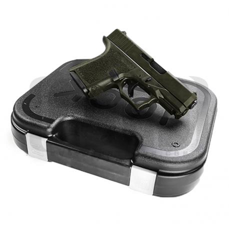 Glock G26 - 80% Pistol Build Kit - 9mm - Polymer80 - PF940SC - OD Green