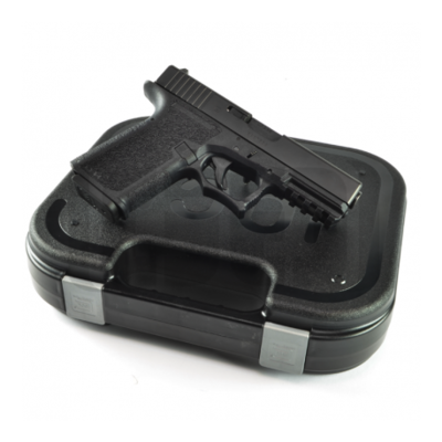 Glock G31 - 80% Pistol Build Kit - 357 SIG - POLYMER80 PF940V2 - Black