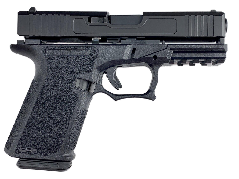 Patriot G19 80% Pistol Build Kit 9mm - Polymer80 PF940C - Black - 10rd Mag