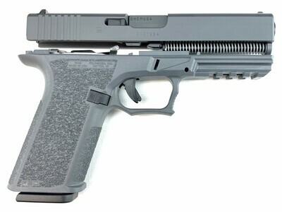 Glock G21 OEM - 80% Pistol Build Kit - 45 ACP - Polymer80 - PF45 - GRAY & GRAY