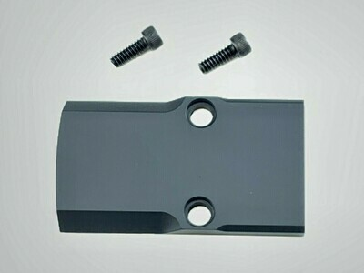 RMR Slide Cover Plate w/ Screws