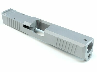 Glock G19 Slide - RMR Cut w/ Front & Back Serrations - Pick Your Color