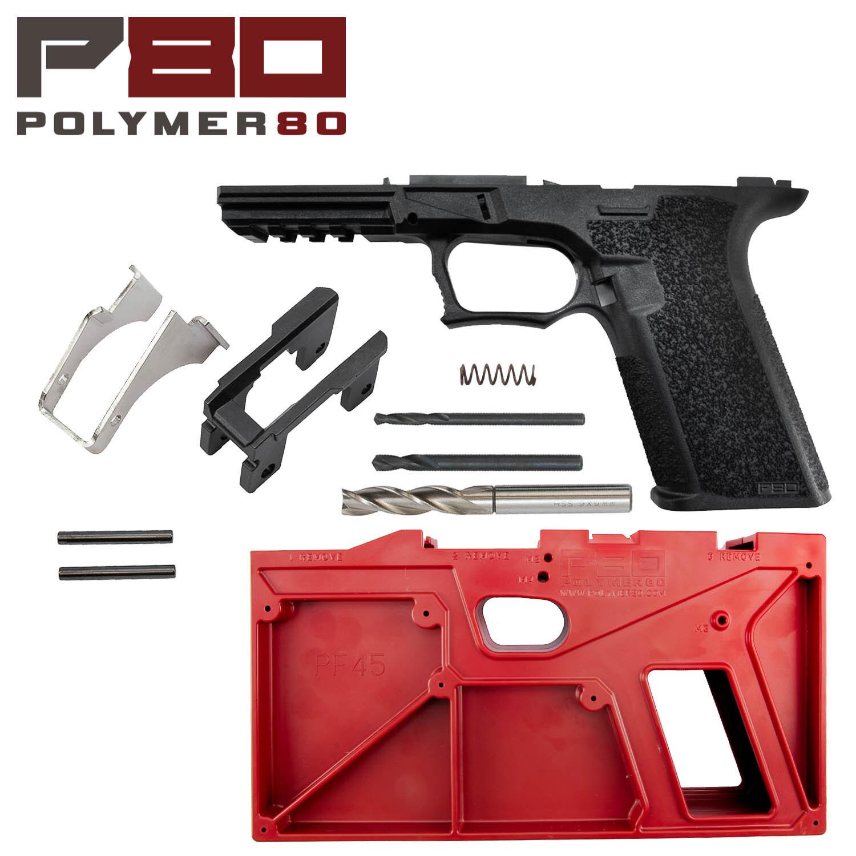 ON SALE : Large 80% Polymer Pistol Frame & Jig Kit - PF45™