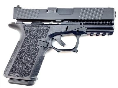 Patriot G19 RMR 80% Pistol Build Kit 9mm - Polymer80 PF940C - Black - 10rd Mag