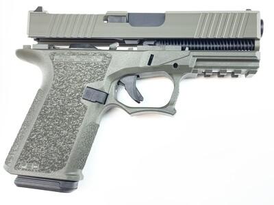 Patriot G19 RMR 80% Pistol Build Kit 9mm - Polymer80 PF940C - OD- 10rd Mag