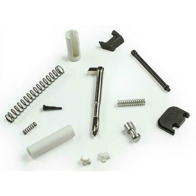 Glock G19 & G17 Slide Upper Completion Build Kit for 9mm Slides