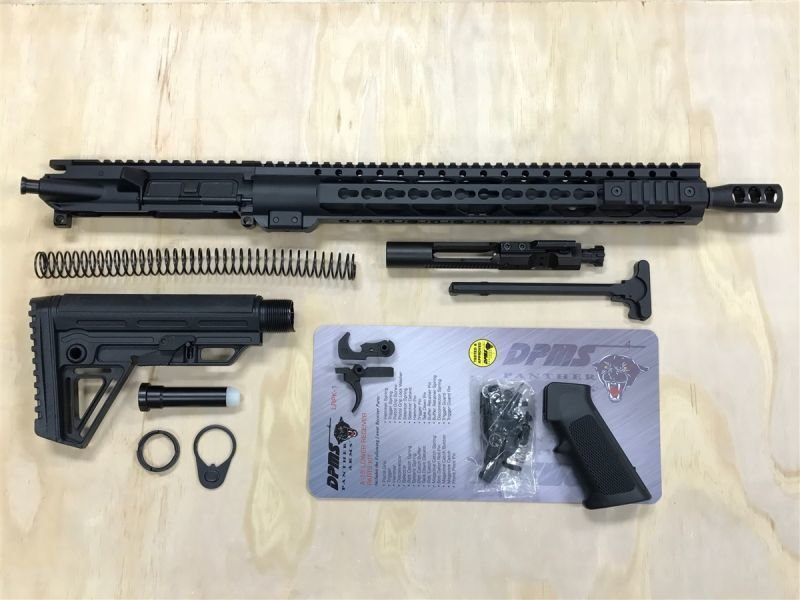 A-Salt 5.56 AR-15 Rifle Kit