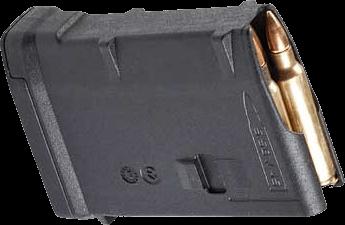 10 Rnd PMAG M3 5.56 NATO Polymer Magazine For AR-15/M4 - Magpul - Black