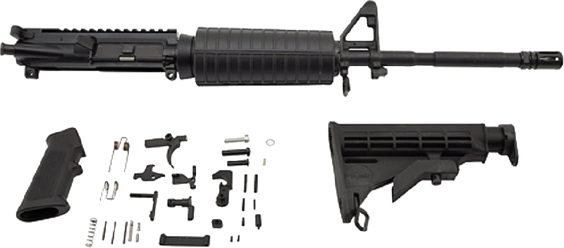 "Militia 16"" 5.56 M-4 Carbine NATO 1/8 A2 Rifle Kit"