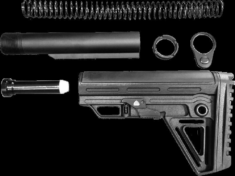 Minimalist TF Alpha Stock Kit