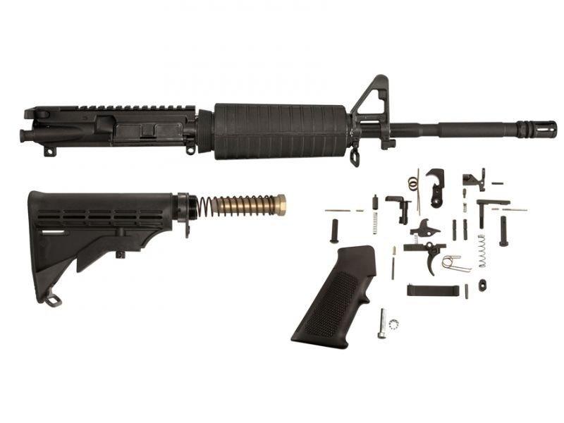 "Rifle Kit 300 AAC Blackout 16"" M4 Profile"