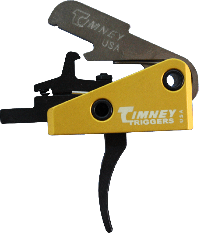 Timney Trigger - Fits AR15 4lbs (Solid)