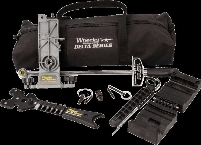 AR-15 Armorers Essentials Kit - Wheeler