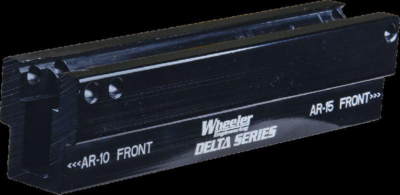Wheeler Delta Series Vise Block AR-15, AR-10