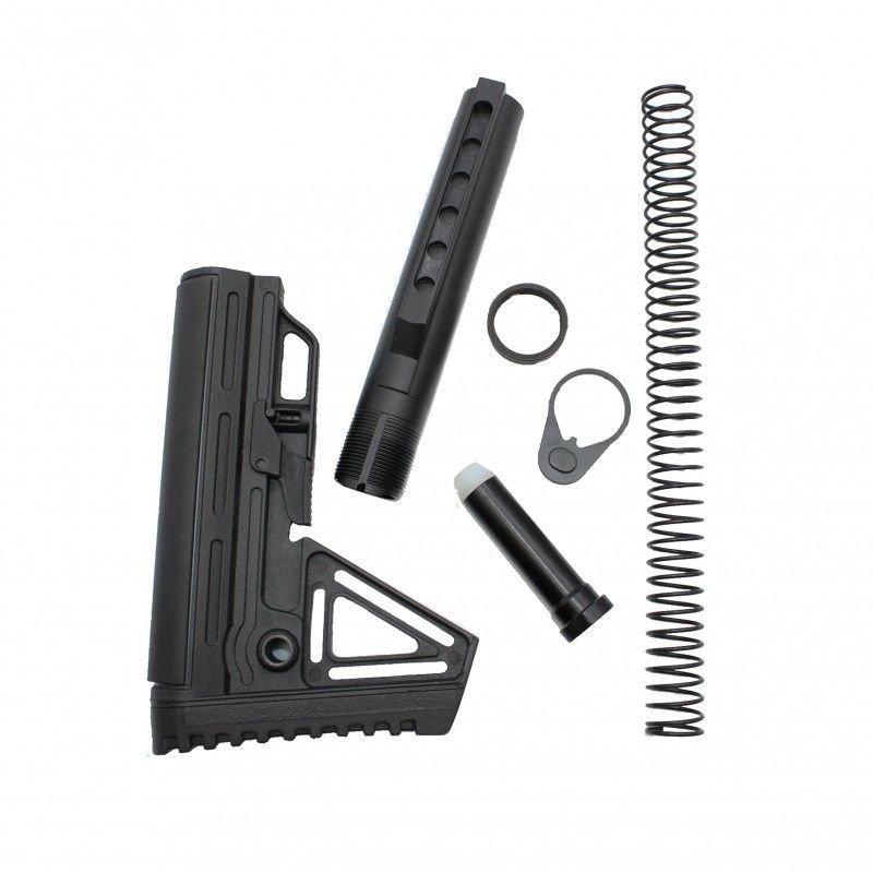 Alpha Combat Mil-Spec Carbine AR-15 Complete Stock Kit