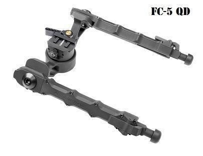 Accu-Tac Rifle Bi-Pod FC-5 QD F-Class