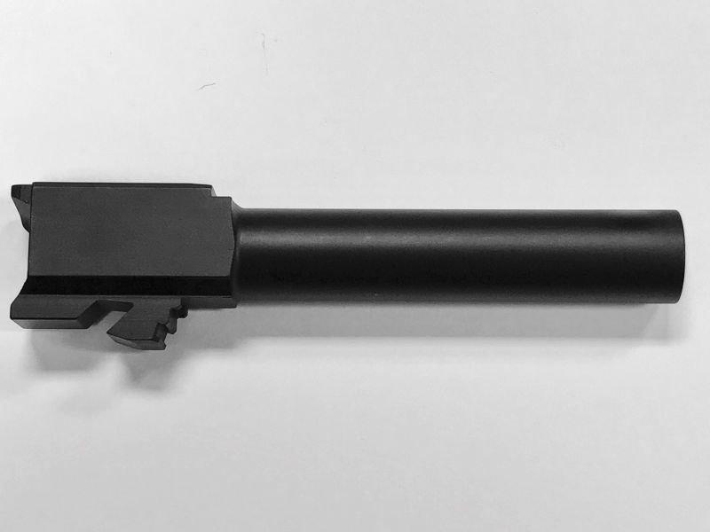 Veterans Battle Pack - Includes 4 Glock 19 Barrels - 9mm - Black Nitride Coated