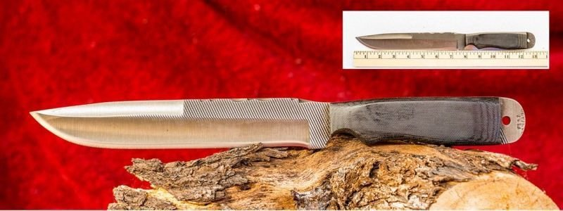 Anza Dunseslayer Knife - M