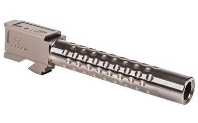 ZEV Dimpled Barrel for Glock 19 - 9mm - Gray