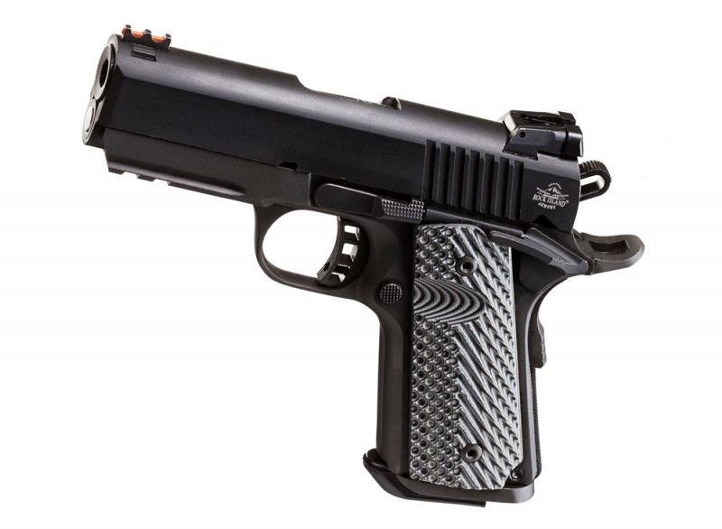 "80% 1911 Tactical Officer Size - 9mm 3.5"" - Build Kit w/ VZ Grips"