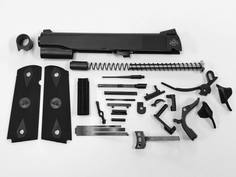 1911 Rock Island Armory Full Size 70 Series Government Tactical parts kit -  You Pick the Caliber 45 ACP - 9mm - 10mm - 40 Cal