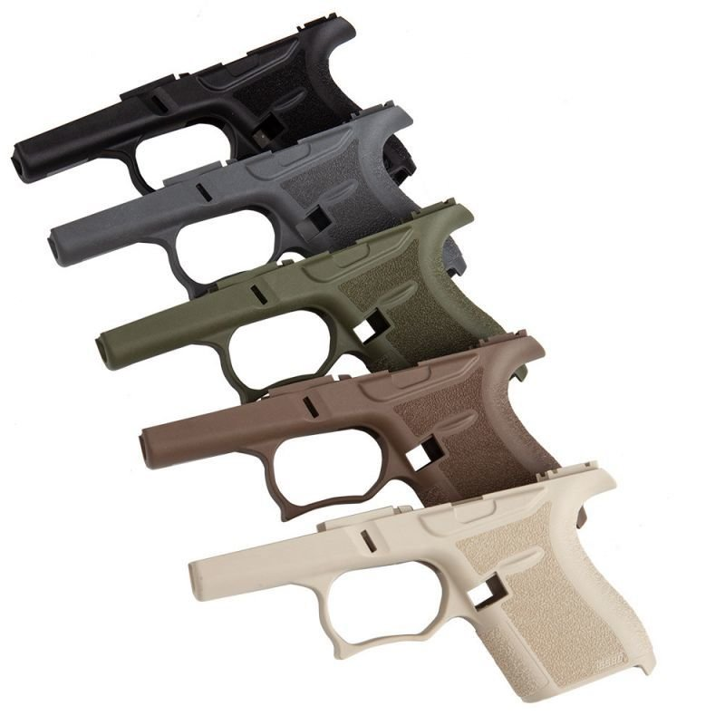 Glock 43 SS80 80% Frame & Jig Builder Tool Set