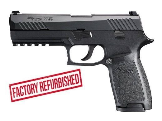 80% Sig Sauer - P320 Full Size Factory Refurbished - 40 S&W