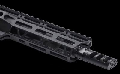 5.56 / 223 Cal V.P.R. Muzzle Brake - Black