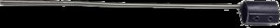 Mid-Length Gas Block Build Kit: Steel Low Pro Gas Block, Mid-Length Gas Tube & Roll Pin