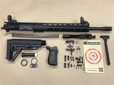 PATRIOT STORM AR-15 5.56 12