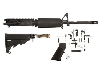 Rifle Kit 300 AAC Blackout 16