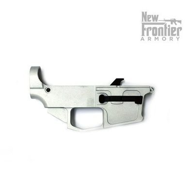 80% C-9 Billet Lower Receiver - Fits Glock Style Mags