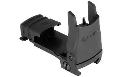 MFT Front Back Up Sight w/ Standard Elevation - Black