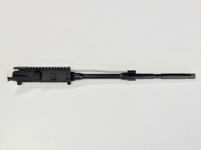 AR-15 5.56 You Build Upper: Thread Protector Welded on for Compliant States