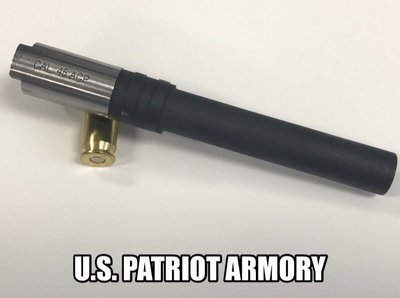 1911 Full Size .45 ACP Barrel With Link Park - Rock Island Armory -