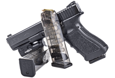 ETS Glock 17 - 9mm - LIMITED 10 Round Magazine