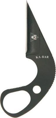 Law Enforcement Knife Blister Pack KA-BAR TDI LDK - Black