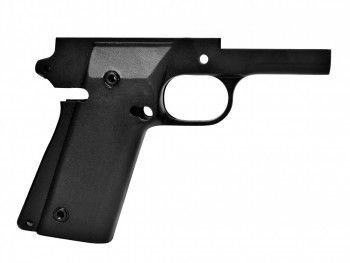 1911 80% Full Size Frame - A2 (Double Stack) 9mm Rock Ultra -  Series 70 Forged 4140 Steel